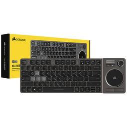 CORSAIR 커세어 K83 무선 게이밍 엔터테인먼트 키보드