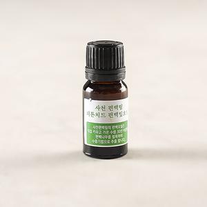 사천편백림 피톤치드 편백 잎오일 10ml