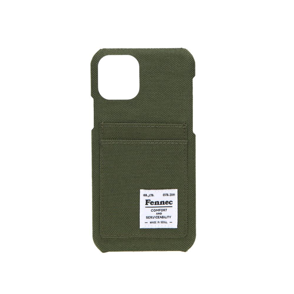 Fennec 페넥 C&S iPHONE 11 PR0 CARD CASE (4색상)