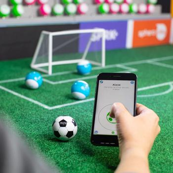 Sphero 스피로 미니 싸커 Sphero Mini Soccer 로봇 볼