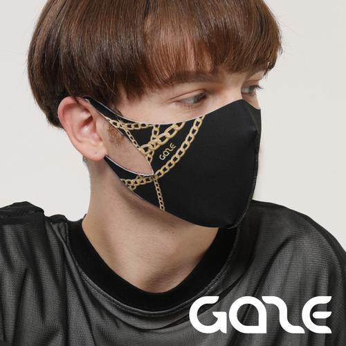GAZE 게이즈 3D 스타일 마스크 [필터교체형 연예인 마스크][KC인증][코로나19 예방][스트랩 증정]