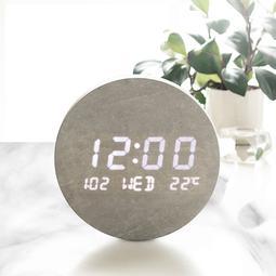 FLaiTO  플라이토 문클락 원형 인테리어 LED 벽시계