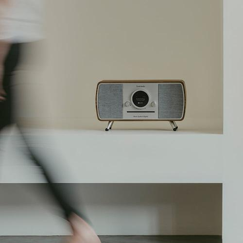 TIVOLI  티볼리 오디오 Music System HOME 올인원 오디오 CD재생