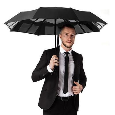 CHRISSIE MORRIS 이지폴딩 자동 3단우산 원터치 자외선 차단 우산