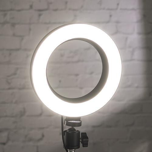 FLaiTO  플라이토 LED 방송 촬영 조명 링라이트 삼각대 소형
