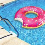 BIGMOUTH 빅마우스 딸기 도넛 튜브