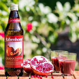 Rabenhorst   라벤호스트 유기농 석류 주스