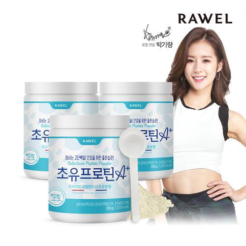 RAWEL 로엘 초유프로틴 단백질 A+ 2통