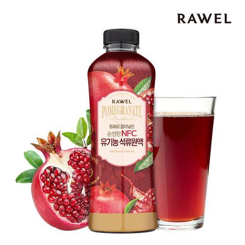 RAWEL 로엘 순진한 석류 원액 750ml 1병