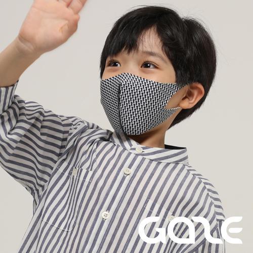 GAZE 게이즈 어린이용 3D 스타일 마스크 [어린이용 유아용][KC인증]