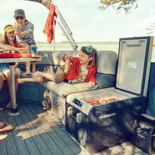 DOMETIC 도메틱 CFX3 35 캠핑용 냉장고 차량용 냉동고 블루투스 WiFi 앱연동