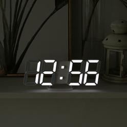 무아스 [DP 전시상품 할인] 무아스 프리미엄 3D LED 벽시계