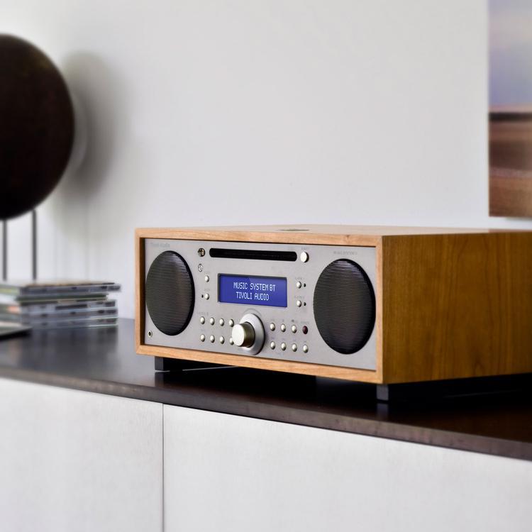 TIVOLI  티볼리 오디오 Music System BT CD 블루투스 스피커