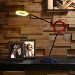 라문 아물레또 투명 삼색 LED 스탠드